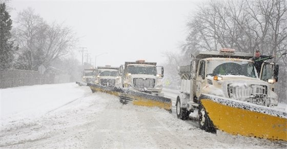 Village Snow Plow Operations