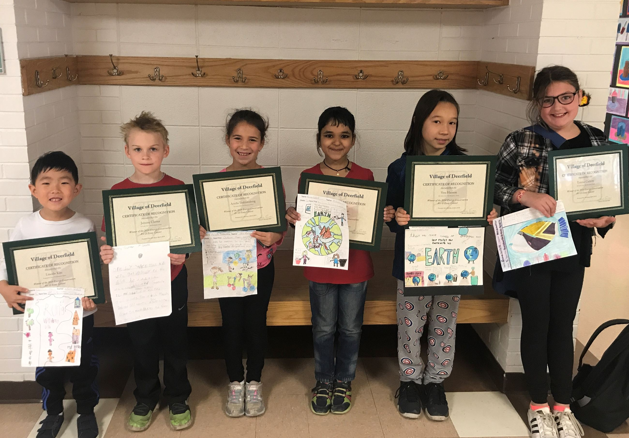 Energy Conservation Contest Winners