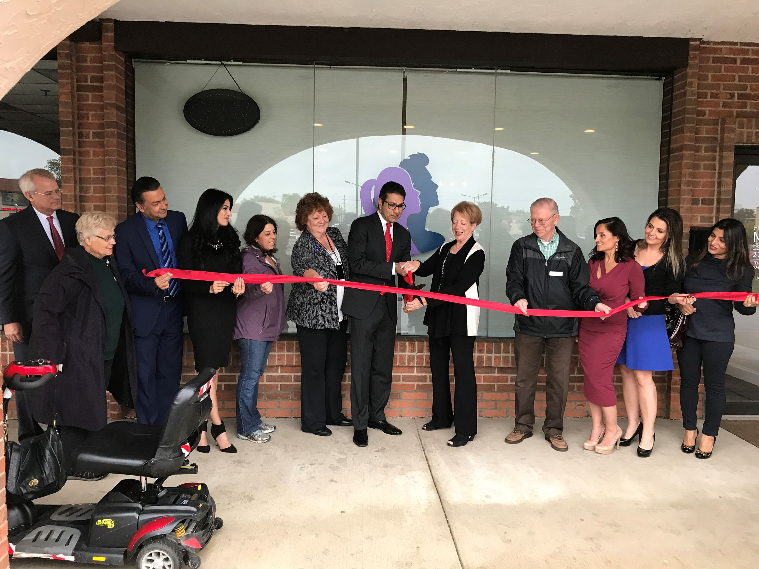MedSpa Ribbon Cutting