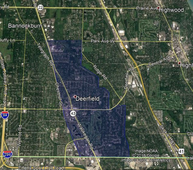 Southlake Mosquito Abatement District - Deerfield August 14, 2019