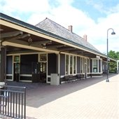 Deerfield Train Station